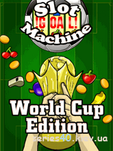 Slot Machine: World Cup Edition | 240*320