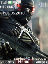 Crysis 2 by ivan fuckov | 240*320