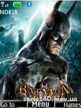 Batman Arkham Asylum By Vice Wolf | 240*320