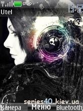 Music - Life by Egoiste   240*320