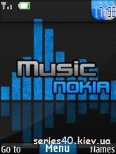 Music Nokia by DMX.UA | 240*320