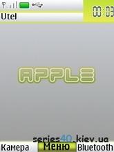 apple by razoranti | 240*320