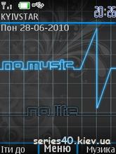 No music, no life by DMX.UA | 240*320