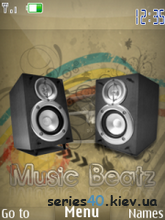 Music Beatz by MiXaiLL | 240x320