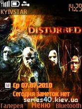 Disturbed by oooleg   240*320