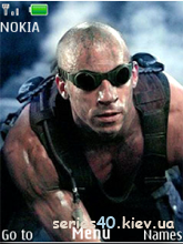 Riddick by Vice Wolf | 240*320