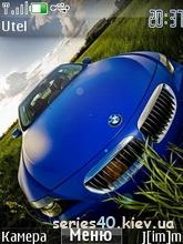 "BMW 6 ""Акула""   240*320"