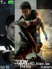 14 GAME THEMES by My)(a,Vice Wolf & Ramon_ua   240*320