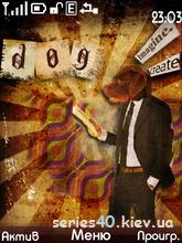 Art Dog by saik | 240*320
