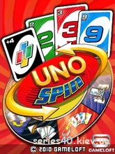 UNO Spin (Русская версия) | 240*320