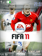 FIFA 2011 by ZioN & youri.zlu | 240*320