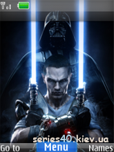 Star Wars The Force Unleashed II by Vice Wolf | 240*320