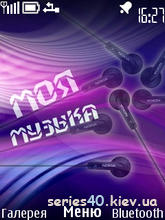 My Music by NokiaStyle | 240*320