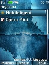 Мобильный Агент v.3.9 + Opera Mini v.5.1 Rus | 240*320