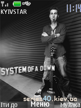 System of a Down by DeM | 240*320