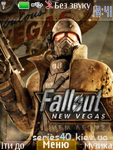 Fallout: New Vegas by DeM | 240*320