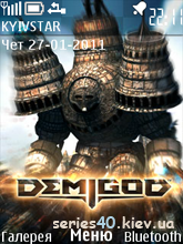 Demigod by oooleg | 240*320