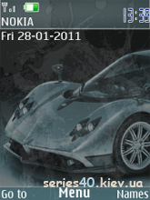 Pagani Zonda by youri.zlu | 240*320
