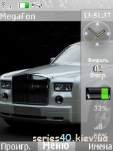 Rolls Royce Phantom by Svin | 240*320