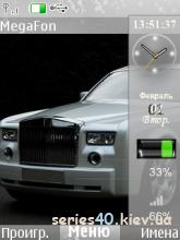 Rolls Royce Phantom by Svin | 240*320
