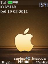 Apple ver. 2 by intel | 240*320