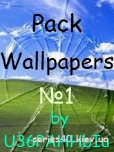 Pack Wallpapers №1 By U36PAHHbIu | 240*320