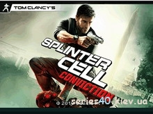 Tom Clancy's Splinter Cell: Conviction (Русская версия) | 320*240