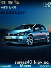 VW Golf VI by homerxxx | 240*320