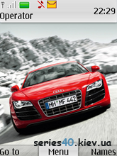 Audi R8 by SyxaPb | 240*320