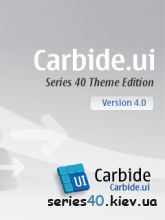 Carbide.ui Theme Edition v.4.0