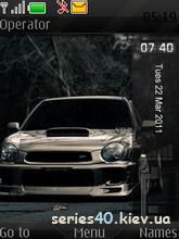 Subaru Impreza by tamerlan | 240*320