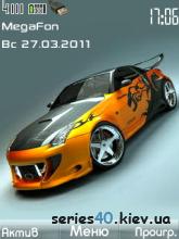 Nissan 350 Z Tuner by noxa | 240*320