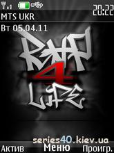 Rap 4 life by fliper2 & KANone | 240x320