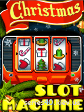 Slot Machine Christmas | 240*320