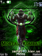 Mortal Kombat:Ermac by Vice Wolf | 240*320