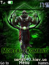 Mortal Kombat:Ermac by Vice Wolf | 240*320