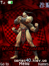 Mortal Kombat: Goro by Vice Wolf | 240*320