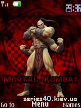 Mortal Kombat: Goro by Vice Wolf | 240*320