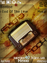Radio Rock by kitaez   240*320