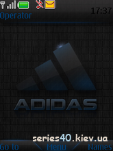 Black&Blue ADIDAS by tamerlan | 240*320