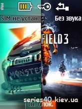 2 Themes About Games by gdbd98   240*320