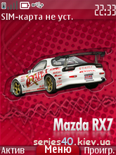 Mazda RX7 by Agressor | 240*320