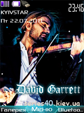 David Garrett by oooleg | 240*320