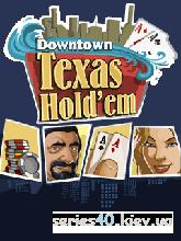 Downtown Texas Holdem/Даунтаун: Техасский Холдем   240*320