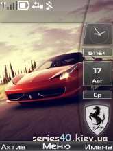 Ferrari 458 Italia by Dr. ZiP | 240*320