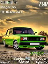 Lada 2107 by SyxaPb | 240*320