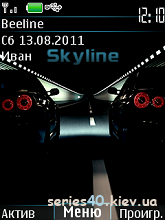 Nissan Skyline by Leonard & SyxaPb | 240*320
