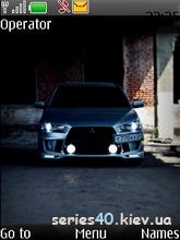 Mitsubishi Lancer by Ego | 240*320