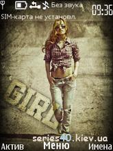 Girl by kitaez   240*320