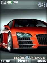 Audi R8 by SainA & gdbd98 | 240*320